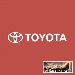 База номеров владельцев авто марки Toyota Казахстан